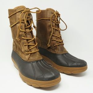 417c0da3b019 Sperry Shoes - NWOT Sperry Saltwater Wedge Reeve Boots Size 12
